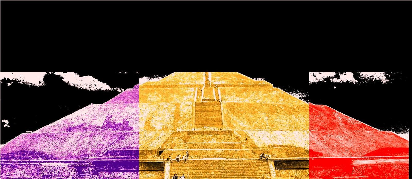 Teotihuacan en l nea resplandor teotihuacano podr a ser for Espectaculo de luz y sonido en teotihuacan