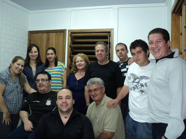 Nova Diretoria 2011 - 2015