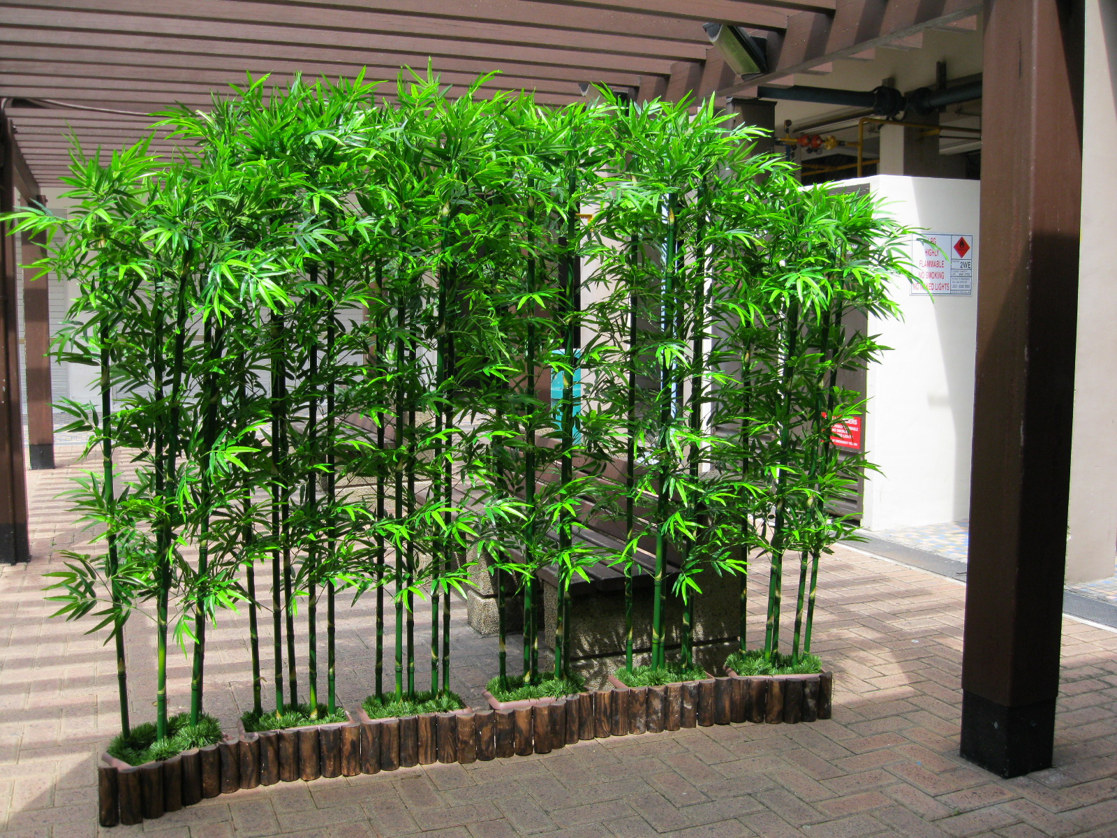 hoi kee flower shop bamboo landscape 34 On landscaping bamboo plants