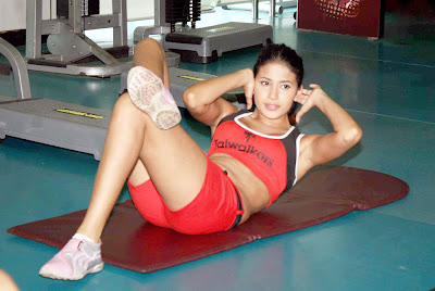 Naked girls at the gym photos 873