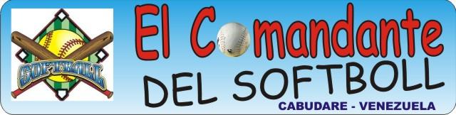 comandante del softboll