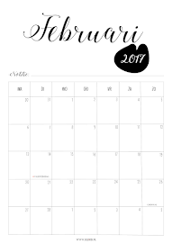 FEBRUARI 2017
