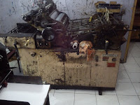 mesin cetak hamada