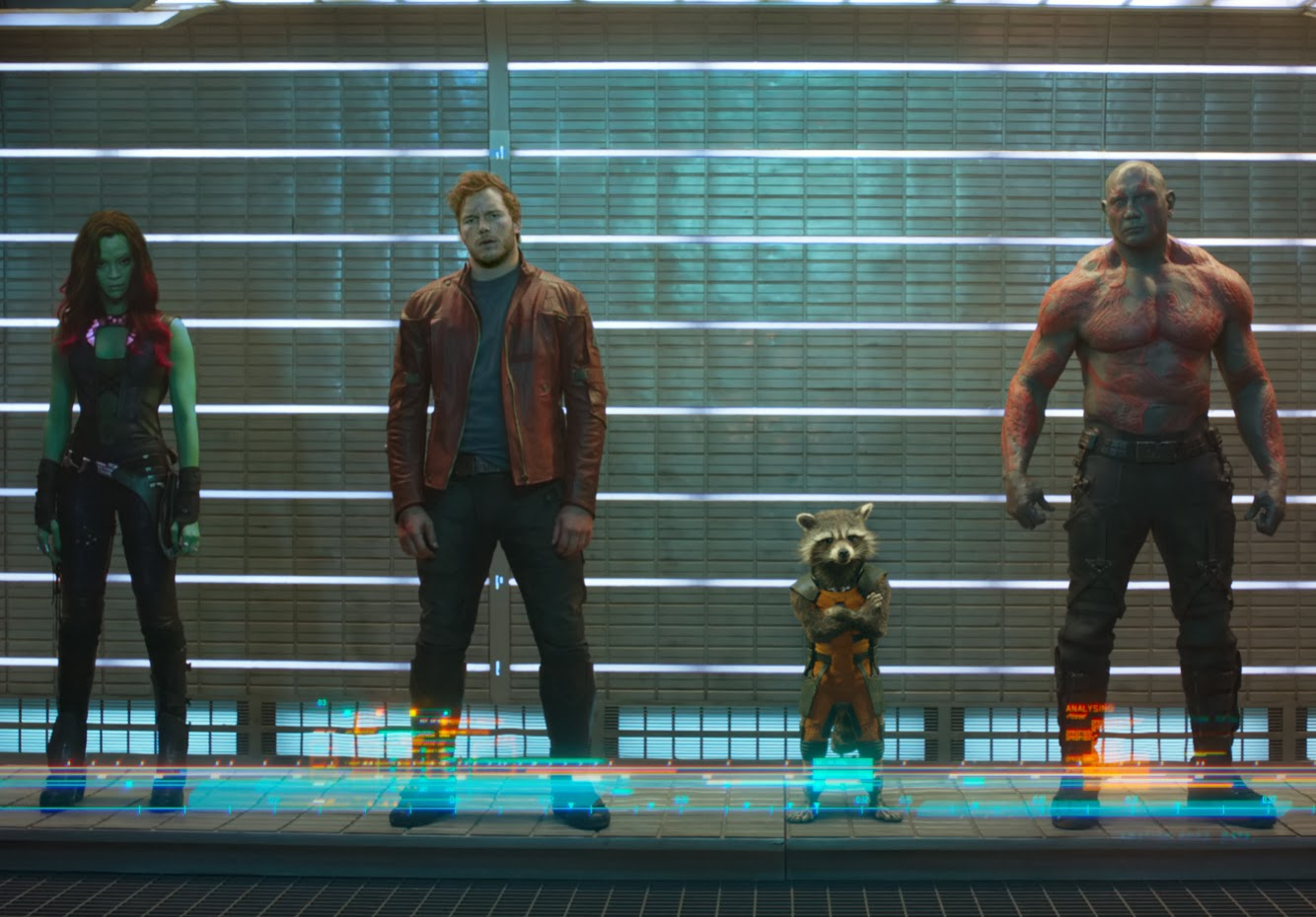 Guardians of the Galaxy: First Official Image & Synopsis