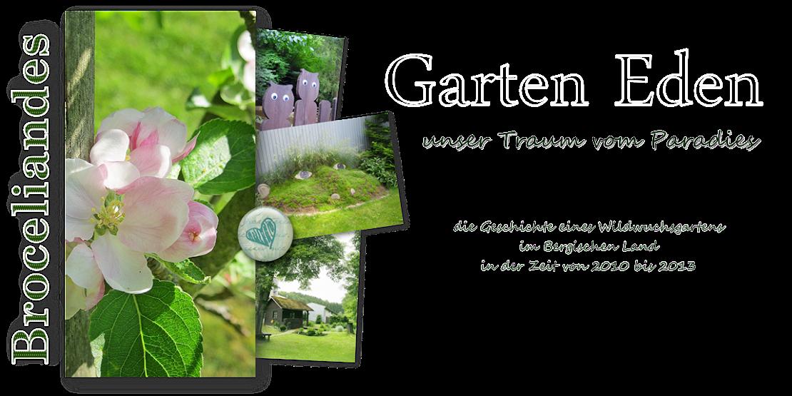 Broceliandes Garten Eden