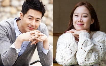 Jo in sung and gong hyo jin in new drama its okay its love