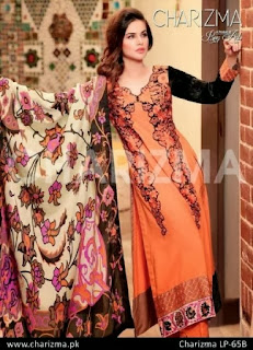 Charizma Winter Collection Salwar Kameez