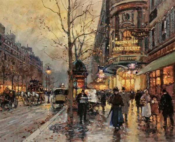 Exceptionnel Art et glam: Peintre : Edouard-Léon Cortès YR55