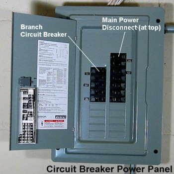 Mechanical Engineering Circuit Breakers