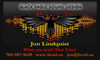 Black Eagle Sound Design
