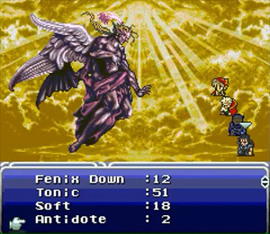 Best SNES RPG Boss 1: Kefka from Final Fantasy III VI