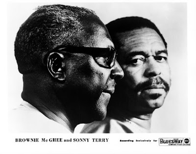 sonny terry brownie mcghee in london