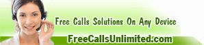 FreeCalls Unlimited From PC | Android | IOS