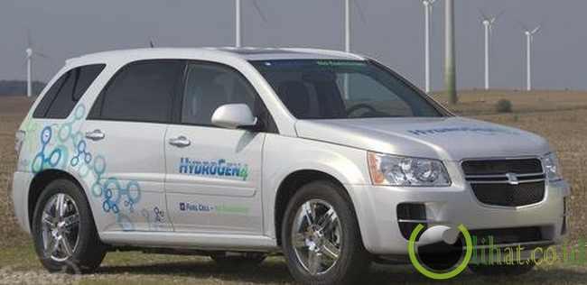 General Motors' HydroGen4