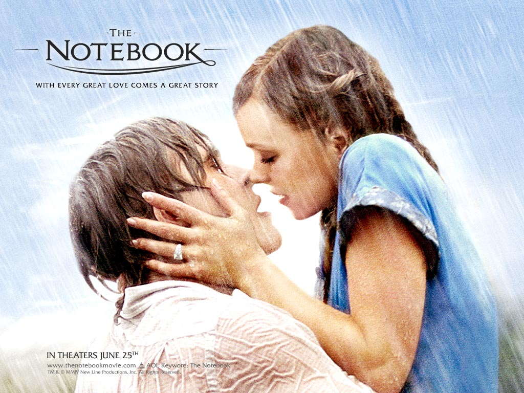 The Notebook 2004 movie