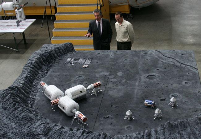 inflatable moon base - photo #23