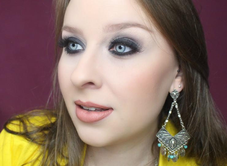 tutorial de maquiagem olho preto