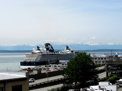Celebrity Infinity in Seattle