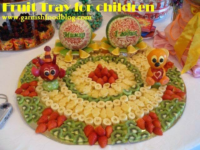 baby shower fruit ideas