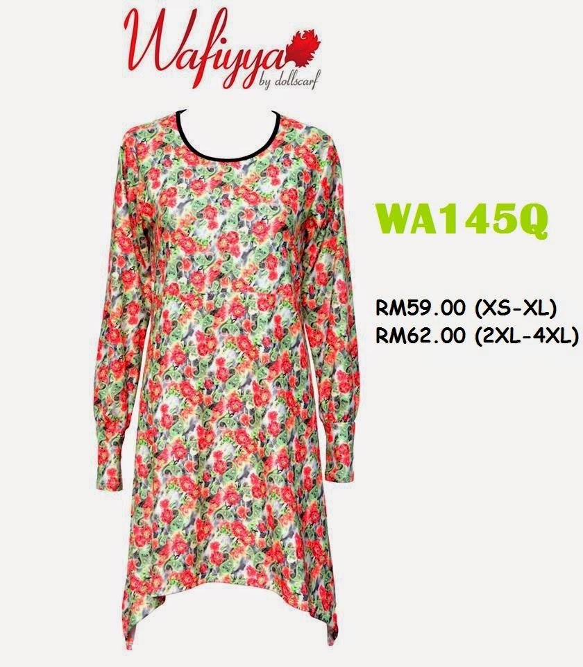 T-Shirt-Muslimah-Wafiyya-WA145Q