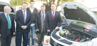 Inca se compromete a adquirir coches de autogas