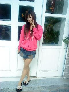 Bobo Mini Khmer cute school girl 8