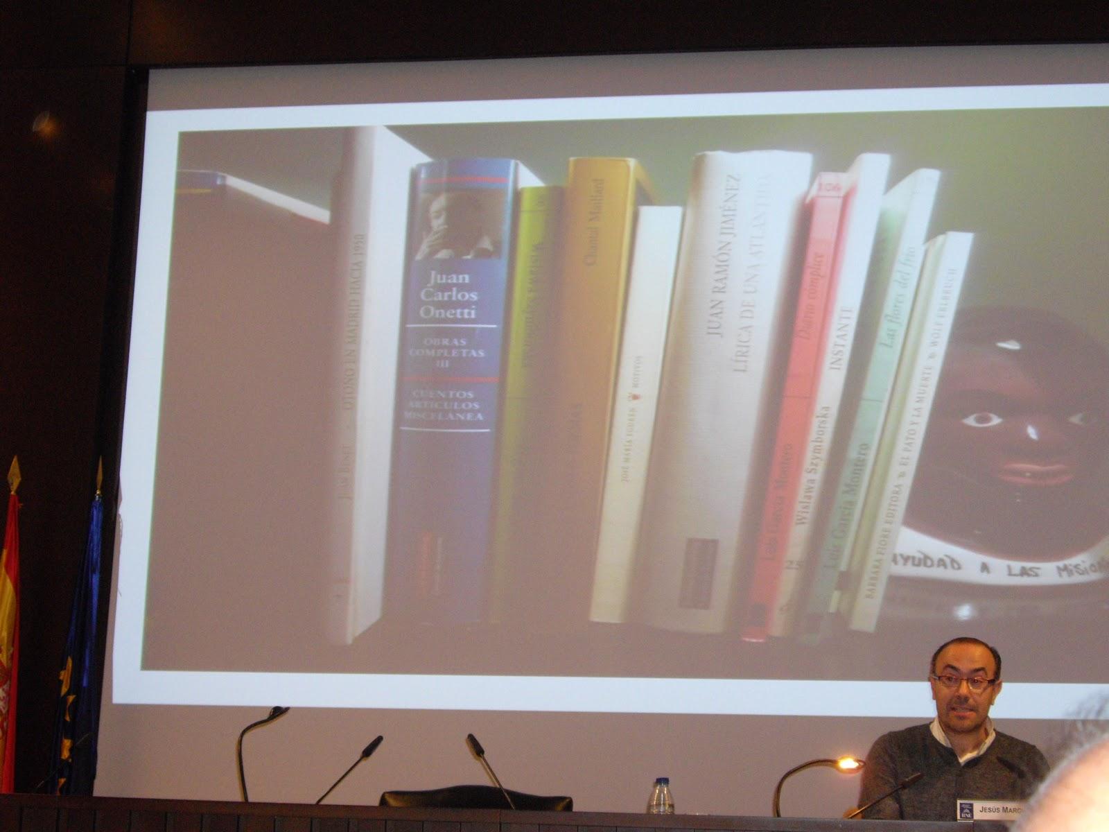 Rocío Díaz Gómez : Biblioteca Nacional;