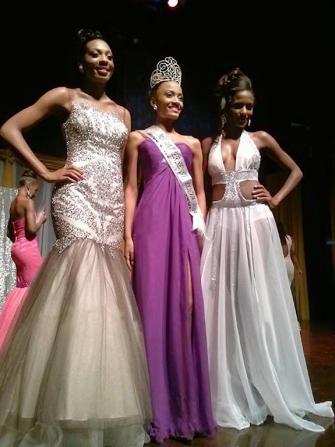 Miss Universe Saint Lucia 2014