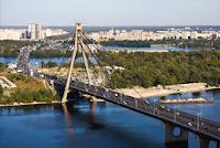 Московский мост Киев