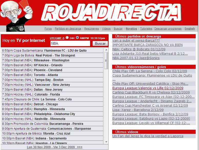 www roja directa