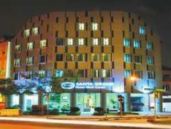Hotel Bintang 3 di singapore - Santa Grand Hotel West Coast