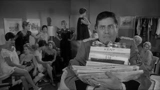 """Jerry Lewis en """"El botones"""" (1960)"""