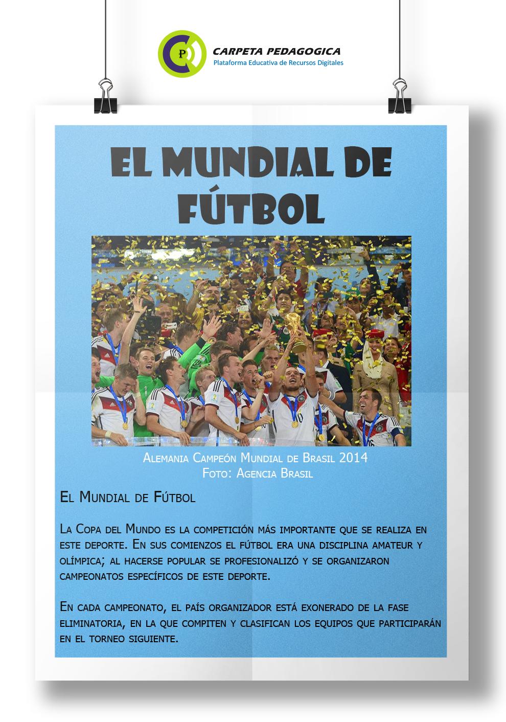 El Mundial de Fútbol