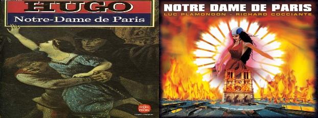 Notre Dame de Paris Roman ve Müzikal