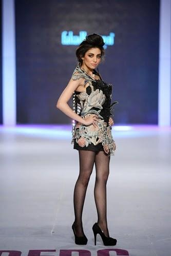 Fahad Hussayn Pret Wear 2014