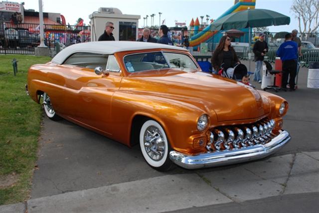Old classic cars ~ E