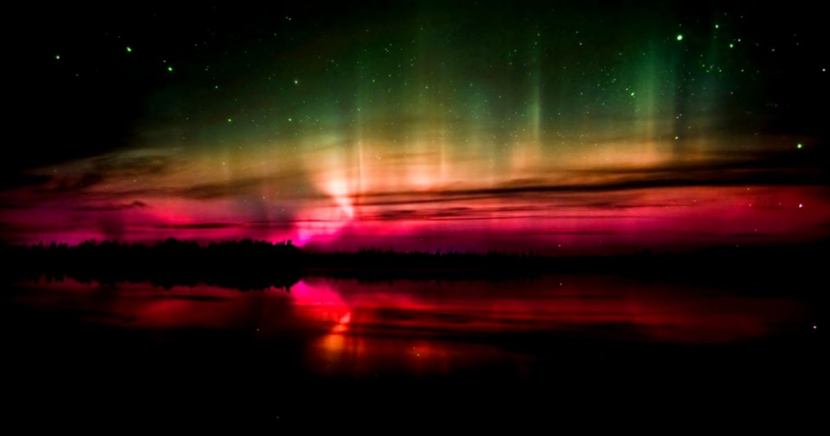 widescreen wallpapers x aurora borealis - photo #3