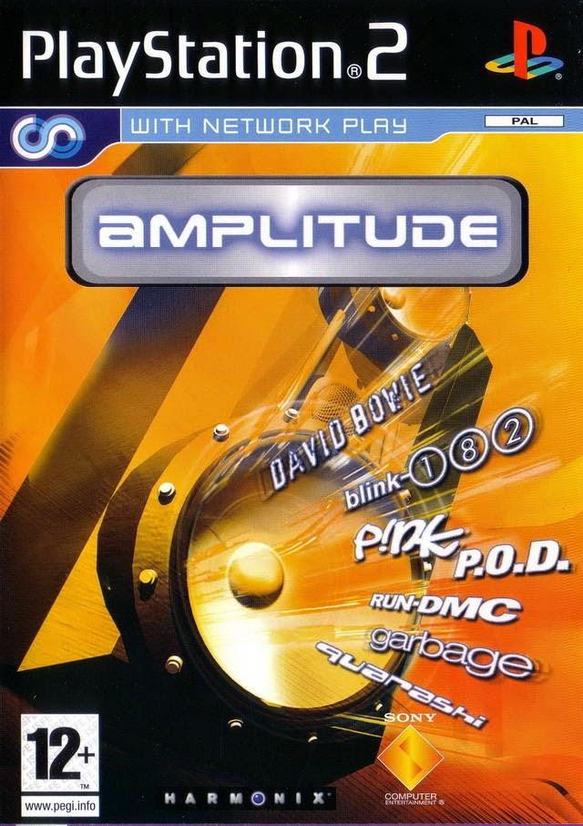 Amplitude Ps2 Iso Ntsc Juegos Para PlayStation 2