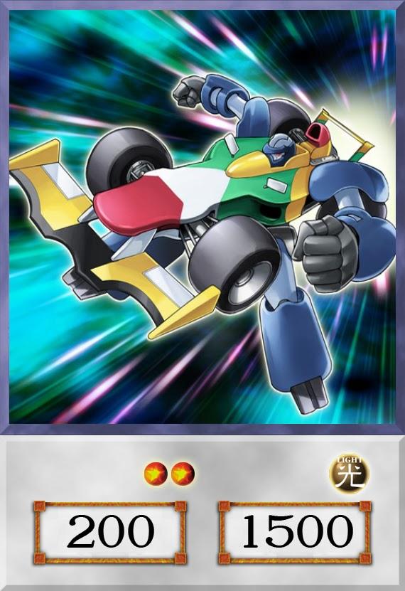 Yu-Gi-Oh Cards 02