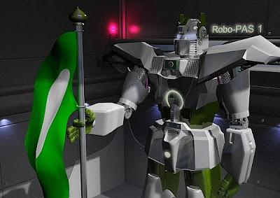 Robo PAS 1