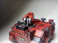 RAZORBACK - BLOOD ANGELS - WARHAMMER 40000 9
