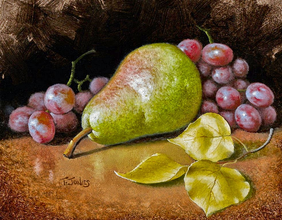Im genes arte pinturas bodegones de frutas realistas en - Fotos de bodegones de frutas ...