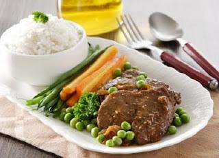 resep cara membuat bistik daging