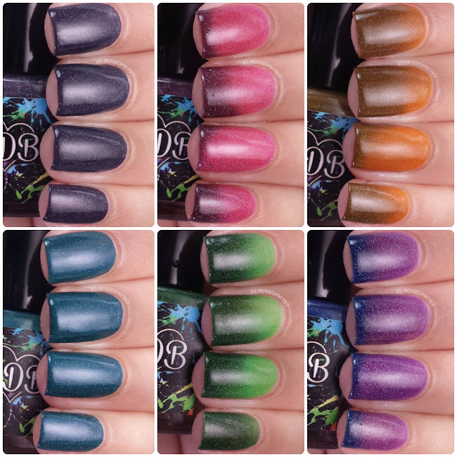 CDB Lacquer - Fall 2015 Collection