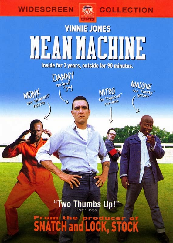 Mean Machine 2001 HDTV 480p 300mb ESub