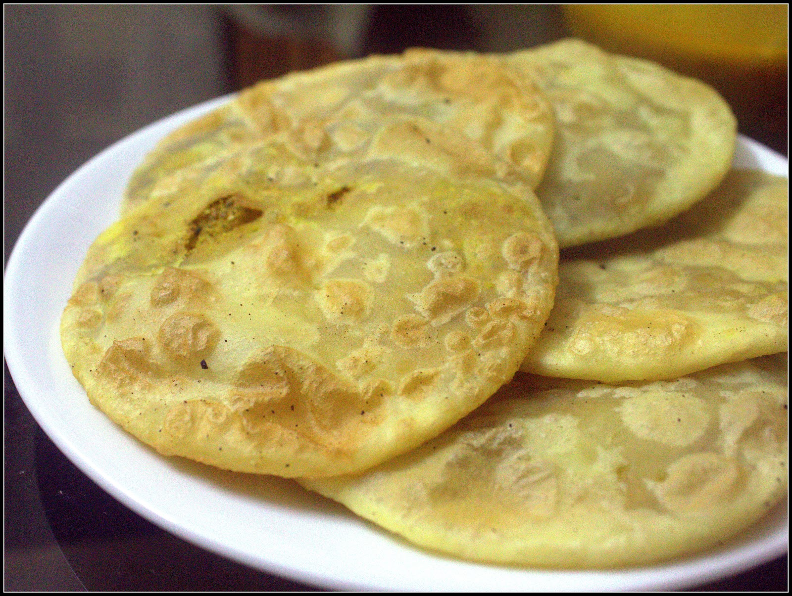 how to make farsi puri