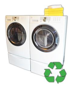 Increase Dryer Efficiency