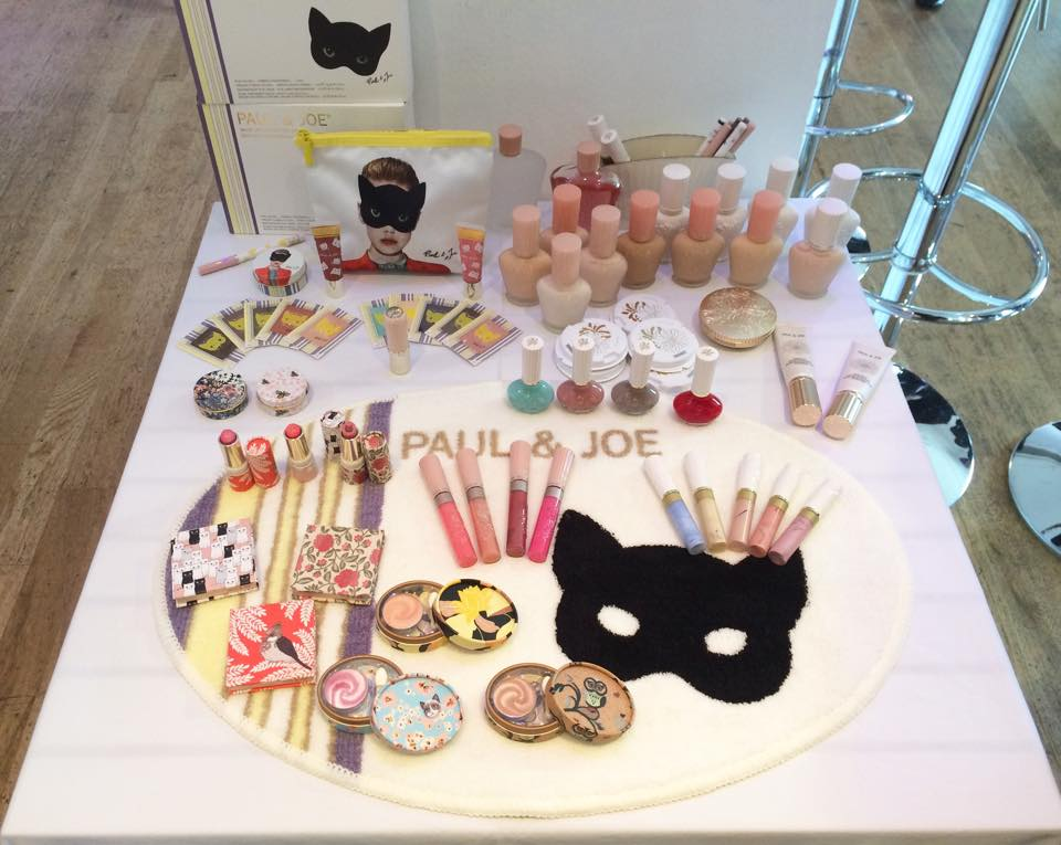 Paul & Joe cosmetics, beauty blogger