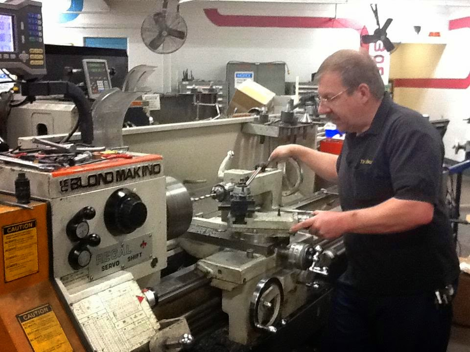 bridgeport milling machine repair