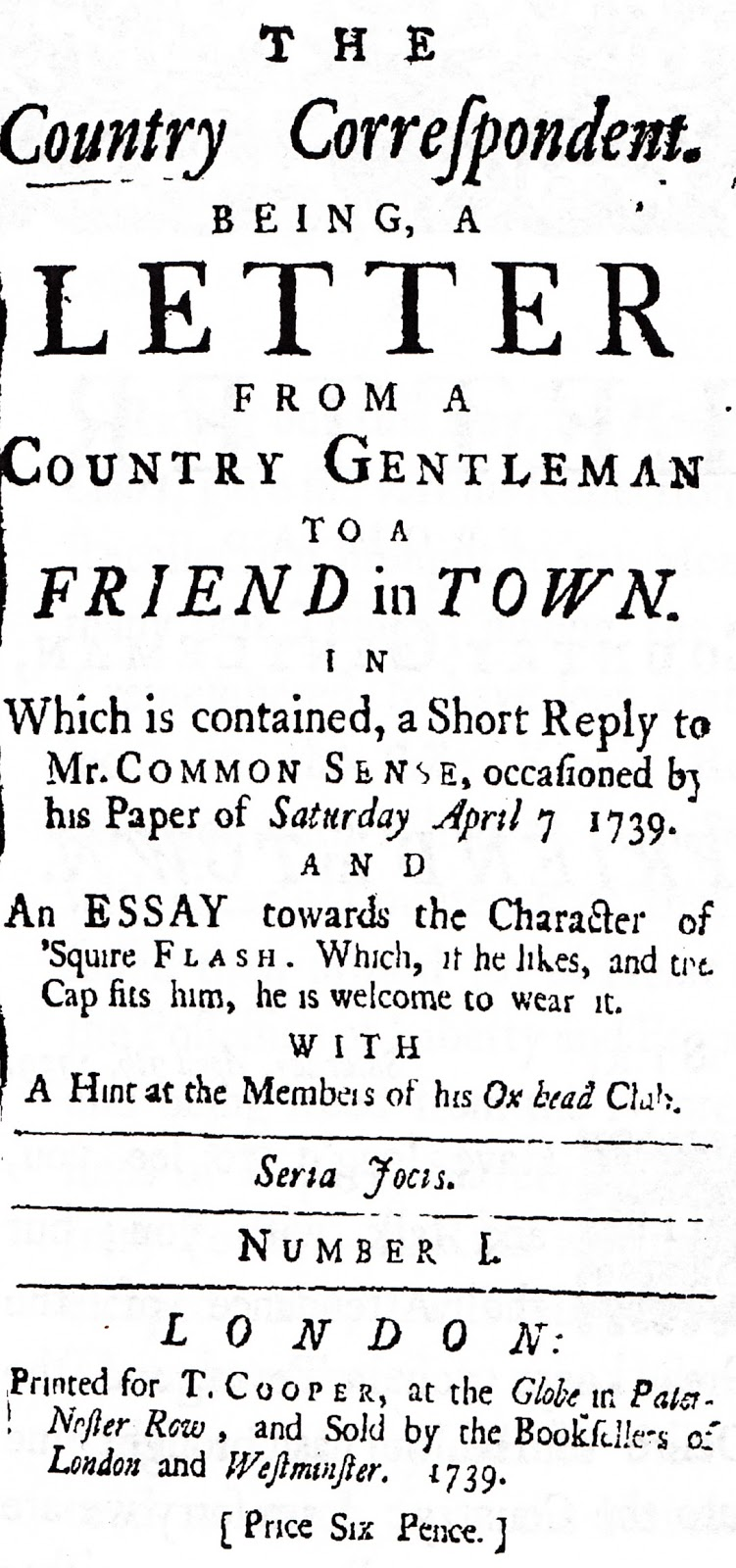 smollett writing for periodicals copy the lost works of smollett writing for periodicals 1733 40 copy the lost works of tobias smollett and the war of the satirists